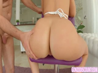 Ava Dalush takes on a huge dick