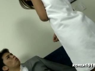 Korea1818 Com - Hot Korean MILF in Towel Seduction: Porn 23