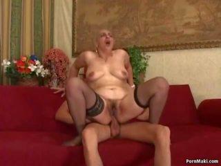 Oma loves groß schwanz, kostenlos groß oma porno 3f