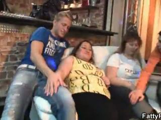 ideal party sex, bbw gangbang, bbw group nice