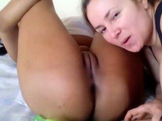 brünette schön, hq spielzeug qualität, neu vaginal masturbation beobachten