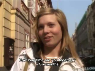 Tschechisch streets julie