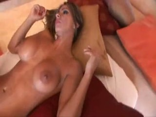 Horny milf latina with monster dick