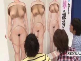 giapponese, sesso di gruppo, primo piano, feticcio