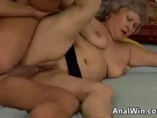 bbw, blowjob, anal, mature