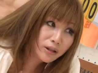 Busty japanese milf Maria Yumeno