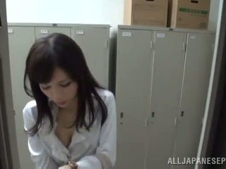 Asian Milf Has Punished For Her Bad Behaviour In The Garage