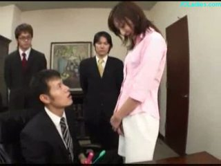 real japanese fun, hot office rated, japan new