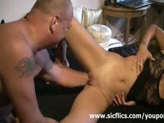 Fou monstre chatte fisting orgasms