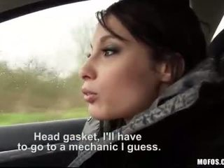 Teismeline nikita bellucci pounded sisse the cab
