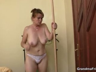 full mommy, quality old pussy, watch grandmother more