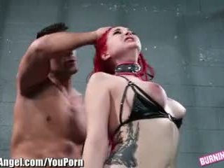 Burning Angel s Anal Slave