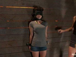 Princess Donna Dominates A Blind...