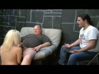 husband, cuckold, old+young