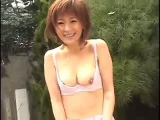 Japanisch frau miyuki hourai