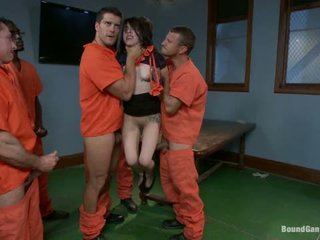 Prison Outreach Program Starring Tegan Tate1