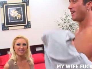 ك زوجة wants إلى اللعنة ل male الاباحية