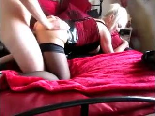 Exciting Quickie Blonde MILF, Free British Porn Video 17