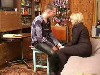хлопчик, мама, російська, xvideos