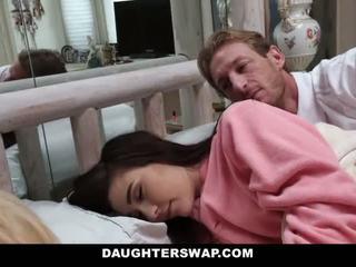 Daughterswap - daughters knullet under sleepover