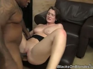 Eden Young got creampie from a black guy