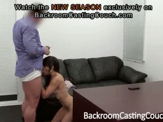 SEXY TEEN REBEL ASS FUCKED ON CASTING COUCH <span class=duration>- 14 min</span>