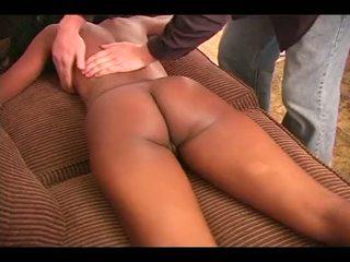 bondage, butt, feet
