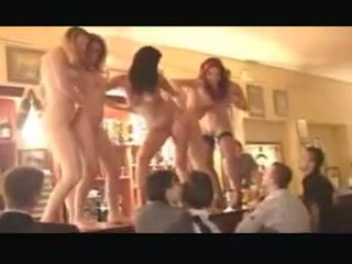 Dancing On Bar Naked
