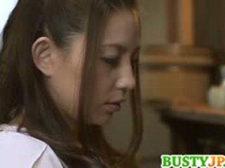Mako oda দুধাল মহিলা হয় screwed সঙ্গে ডিলদো