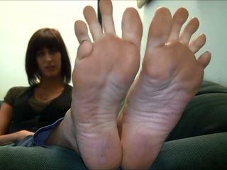 Bare foot & erin duval, mugt foot fetiş porno 5c
