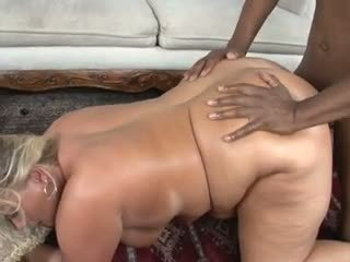 Granny dp interracial