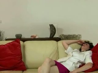 lezzy, レズ, おばあちゃん, レズビアン