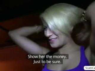 Beautiful Yenna Sucks And Fucks For Cash