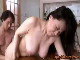 japānas, grupu sekss, big boobs, tūpļa