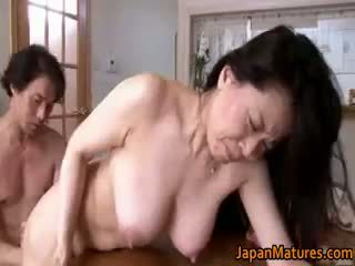 Miki Sato Lovely Nihonjin Mom Part1