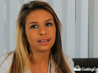 CastingCouch-X - Latina Carmen Caliente sex