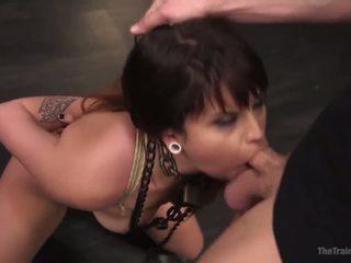 see brunette online, oral sex, deepthroat watch