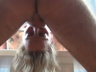 Sloppy Deepthroat and Rimjob are a Perfect Match: Porn 2a