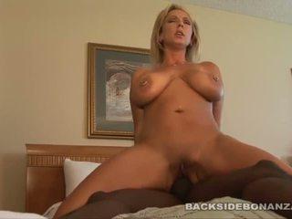 big boobs, bbc, reverse cowgirl