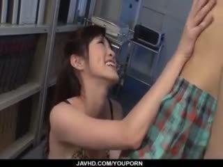 Sara Yurikawa Amazes With Her Naughty Porn Skills