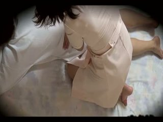 Spycam recoed in massaž