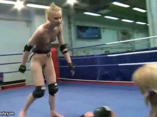 Gitta blond vs sabrina blondin