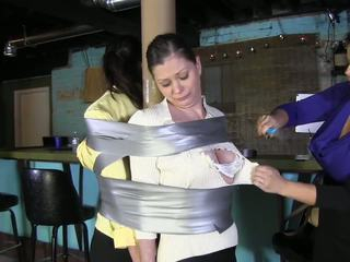 2 Women in Bar: Free In Bar HD Porn Video 05