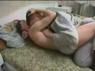 Borracha mamá follada por su hijo