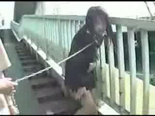 Mladý japonské mama shitting everywhere video