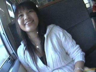 Yuka kurihara karštas azijietiškas paauglys gets karštas