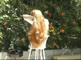 lesbians, redheads, 18 years old