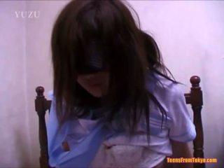 जपानीस टीन गड़बड़ नॅस्टी