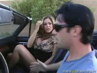Mqmf mamada en un muscle coche!