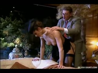 Sylvia Saint Recieves A Mouthful Cum After Gets Screwed On That Guyr Muff